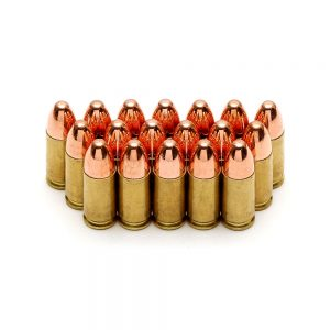 Buy 9mm ammo online from the manufacturer