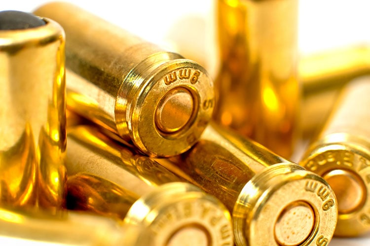9mm hollow point ammo